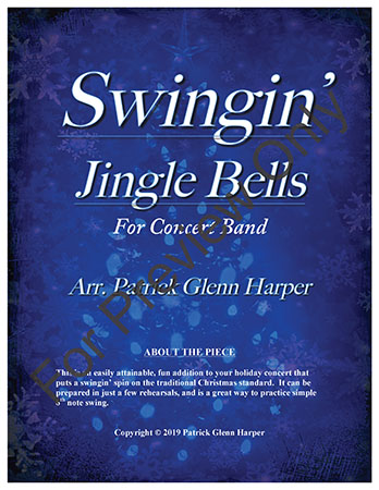 Swingin' Jingle Bells