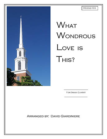What Wondrous Love is This?
