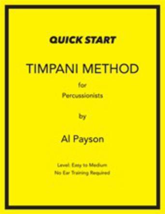 Quick Start Timpani Method