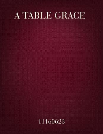 A Table Grace