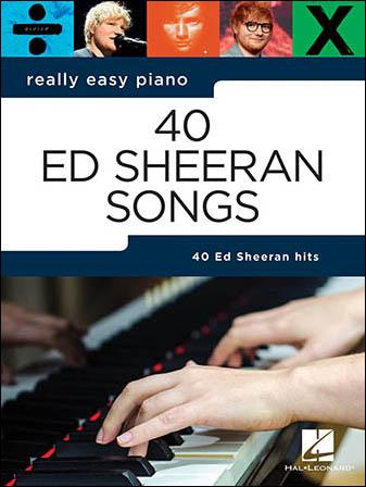 40 Ed Sheeran Songs Easy Piano
