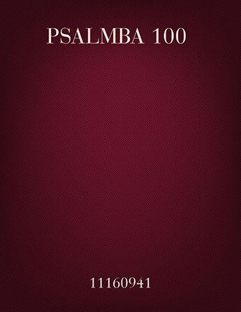 Psalmba 100