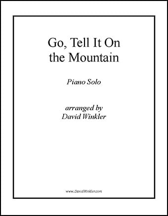 Go, Tell It On the Mountain P.O.D.