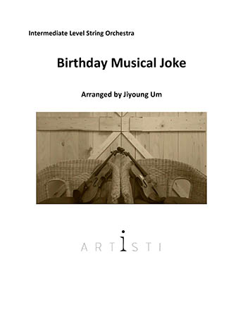 Birthday Musical Joke