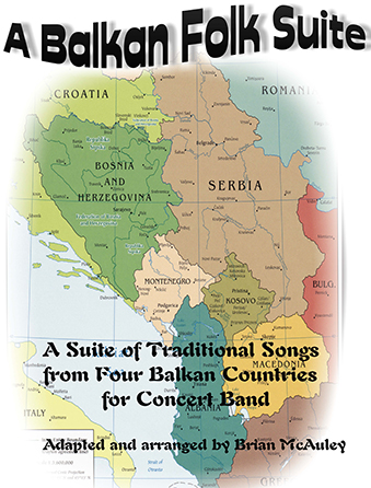 A Balkan Folk Suite