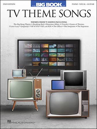 The Big Book of TV Theme Songs