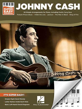 Super Easy Songbook : Johnny Cash