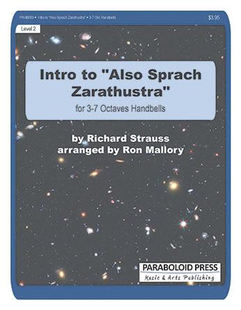 Intro to Also Sprach Zarathustra