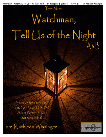 Watchman Tell Us of the Night 3/5 Octaves