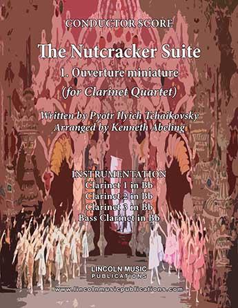 The Nutcracker Suite 1. Overture miniature