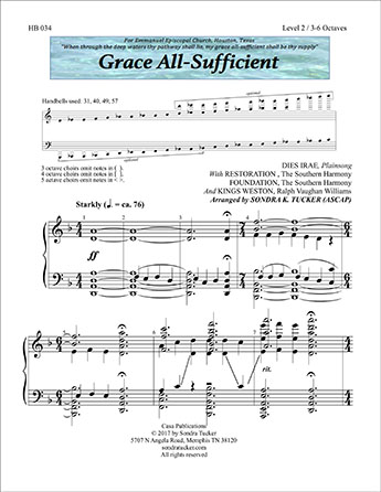 Grace All-Sufficient