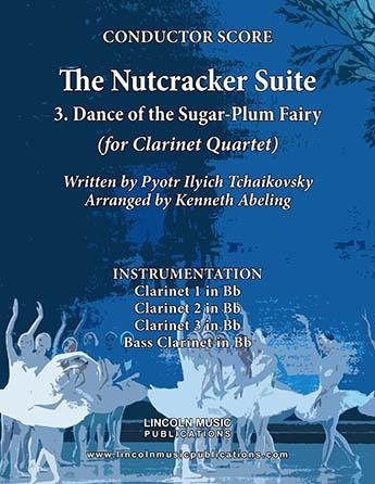 The Nutcracker Suite - 3. Dance of the Sugar-Plum Fairy