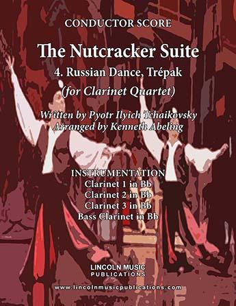 The Nutcracker Suite - 4. Russian Dance, Trepak