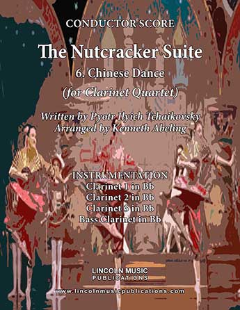 The Nutcracker Suite - 6. Chinese Dance