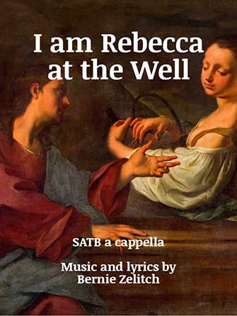 I am Rebecca at the Well