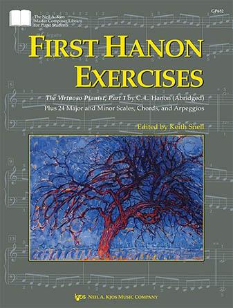 First Hanon Exercises