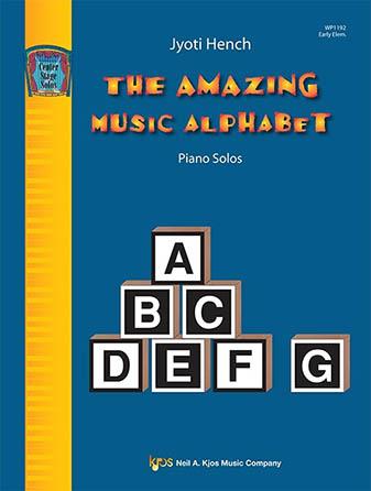 The Amazing Music Alphabet
