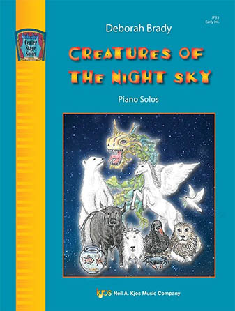 Creatures of the Night Sky
