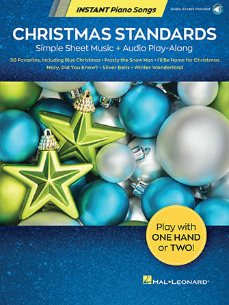 Instant Piano Songs : Christmas Standards with Online Audio Access