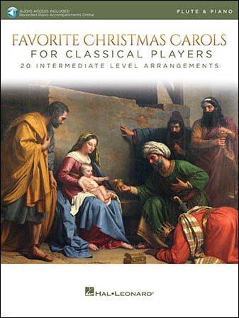 Favorite Christmas Carols for Classical Players