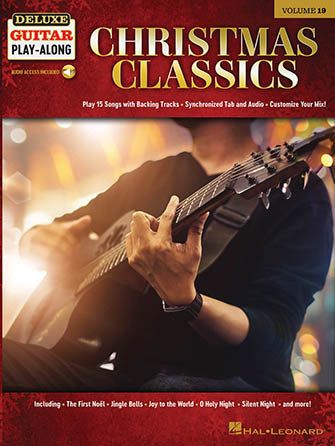 Deluxe Guitar Play-Along, Vol. 19: Christmas Classics