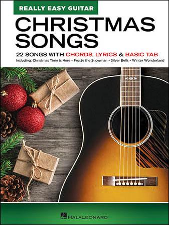 Really Easy Guitar: Christmas Songs