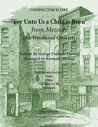 For unto Us a Child is Born from Messiah Thumbnail