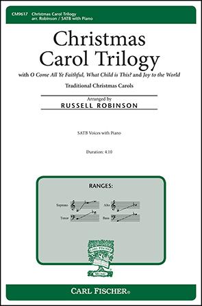 Christmas Carol Trilogy