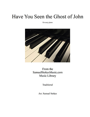 Have You Seen the Ghost of John? (aka