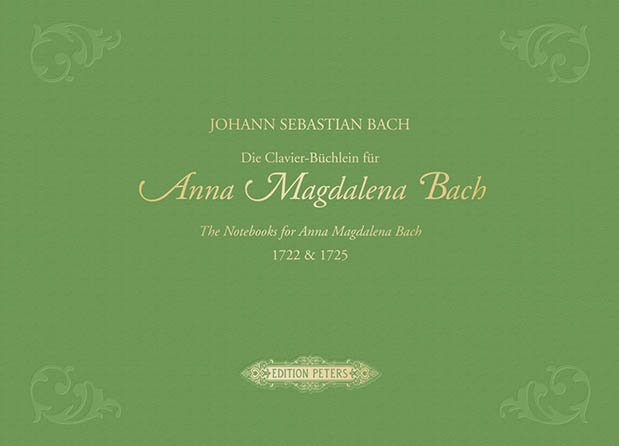 The Notebooks for Anna Magdalena Bach