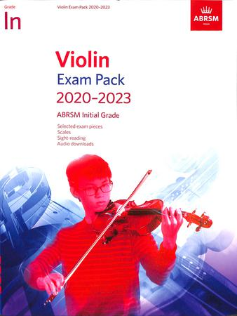 Violin Exam Pack 2020-2023