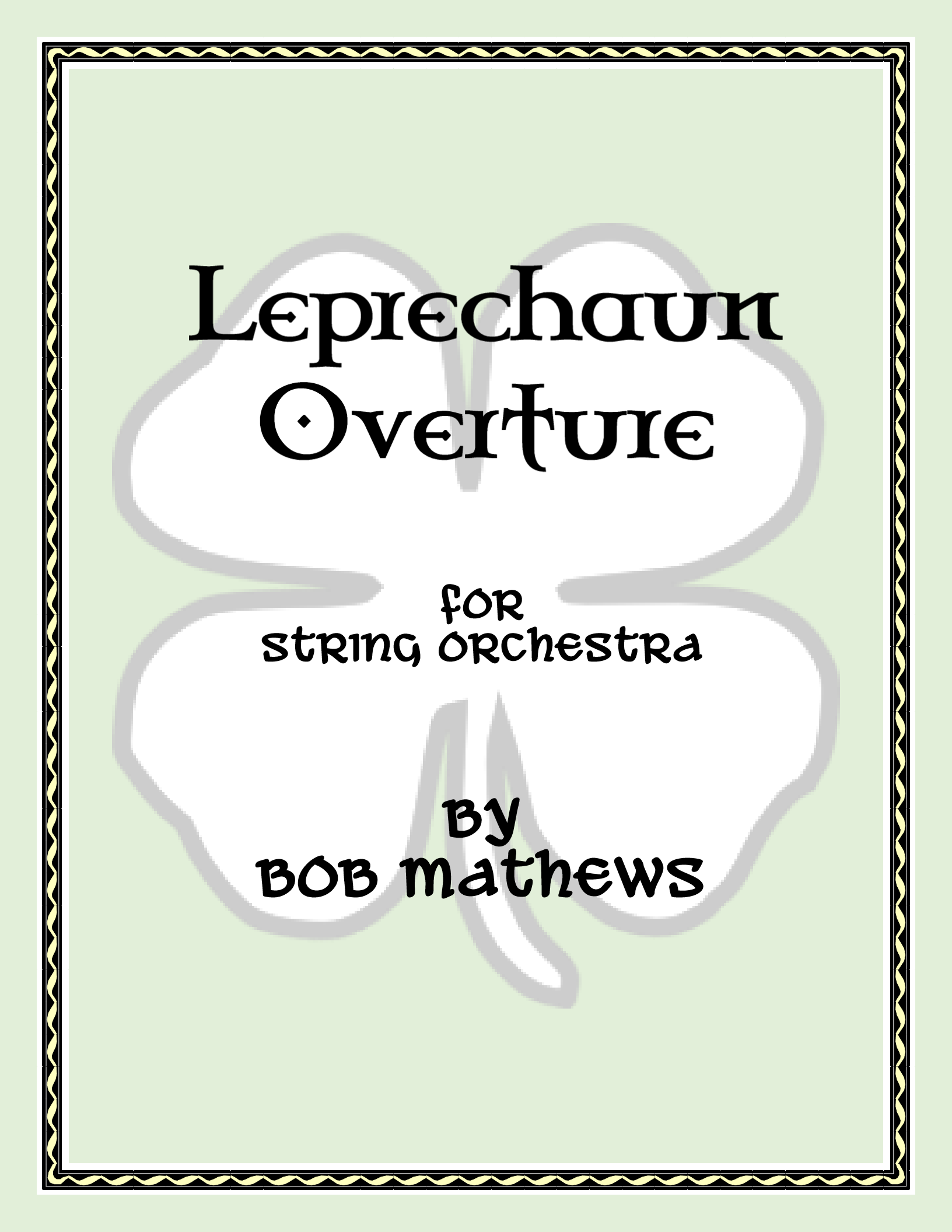 Leprechaun Overture