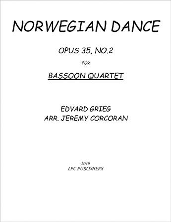Norwegian Dance Opus 35, No 2