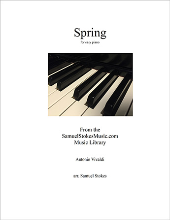 Spring - from Vivaldi's The Four Seasons