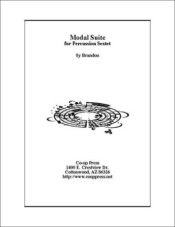 Modal Suite for Percussion Sextet