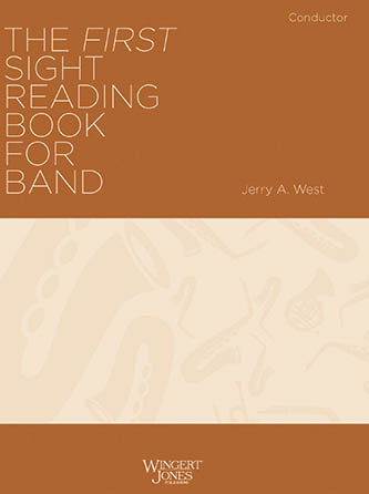 The First Sight-Reading Book for Band
