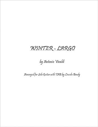 Winter (Largo)