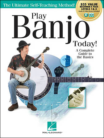 Play Banjo Today! All-In-One Beginner's Pack