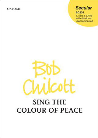 Sing the Colour of Peace