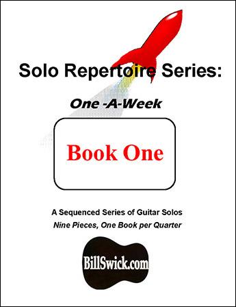 Bill Swick's Solo Repertoire Collection - Right Hand Preparatory and Volumes 1 - 14