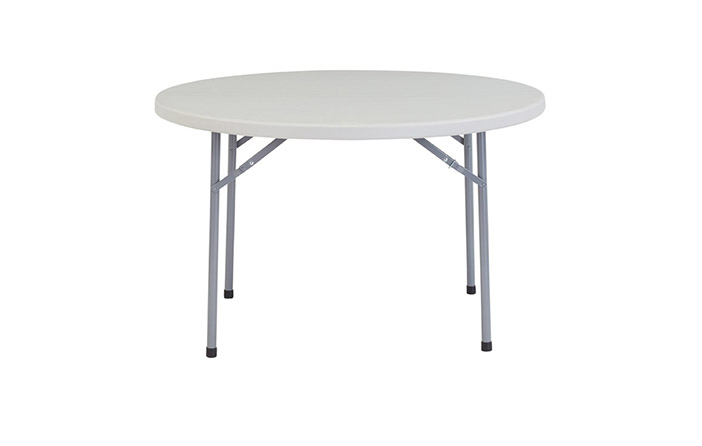 Heavy Duty Round Folding Tables