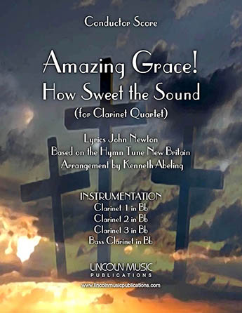 Amazing Grace! How Sweet the Sound