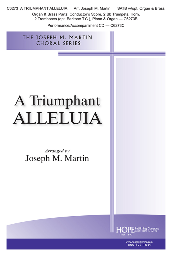 A Triumphant Alleluia