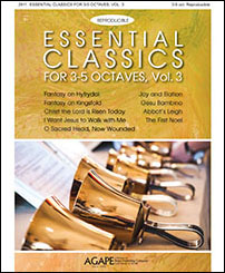 Essential Classics for 3-5 Octaves, Vol. 3