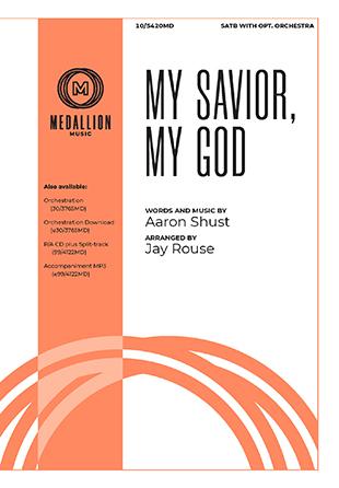 My Savior, My God Thumbnail