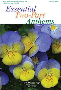 Accessible Choral Collection: Essential Two-Part Anthems