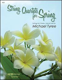 String Quartets for Spring