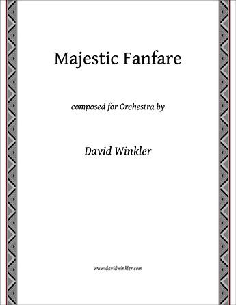 Majestic Fanfare