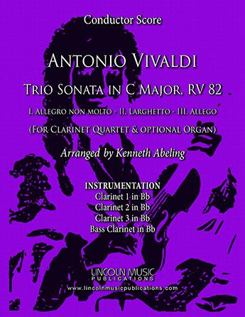 Vivaldi - Trio Sonata, RV 82