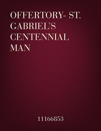 Offertory - St. Gabriel's Centennial Mass